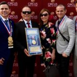 los quiros receive circus ring of fame induction