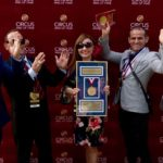 Los Quiros Circus Ring of Fame induction
