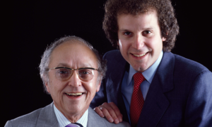 Irvin Feld and Kenneth Feld