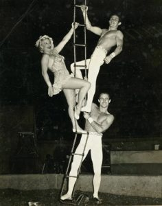 Fay Alexander Circus Ring of Fame inductee