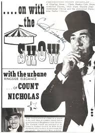 count nicholas circus ring of fame inductee