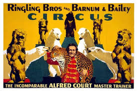 Alfred Court Circus Ring of Fame Inductee