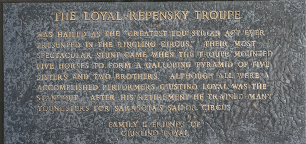 loyal repensky plaque