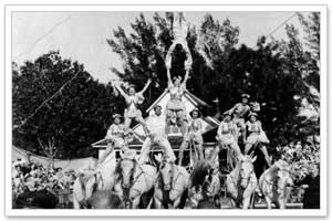 loyal repensky troupe circus ring of fame