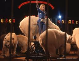 Ursula and Alaska Böttcher Circus Ring of Fame Inductees