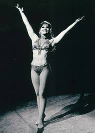 Dolly Jacobs Circus Ring of Fame Inductee