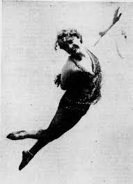 lillian Leitzel Circus ring of fame inductee