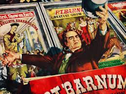 PT Barnum Circus Ring of Fame Inductee