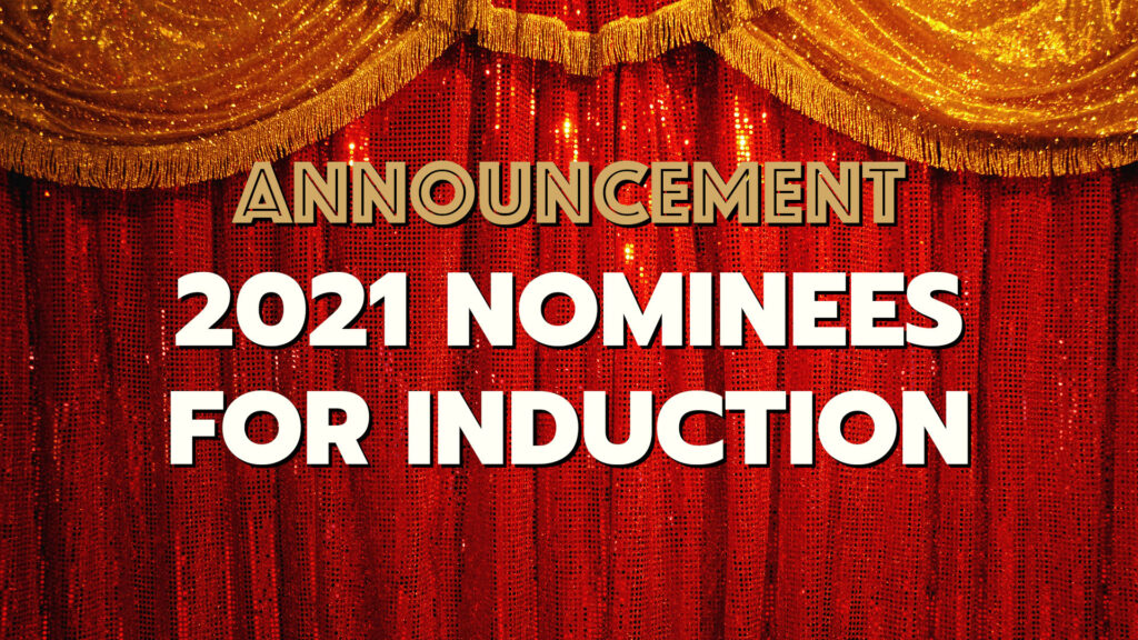 Circus Ring of Fame 2021 Nominees for Induction
